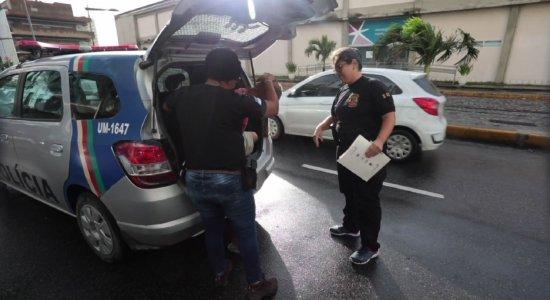 Homens são presos por descumprir medidas protetivas contra ex-mulheres