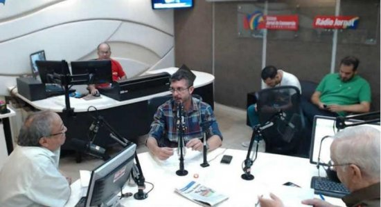 Sport x Figueirense: Carlyle Paes Barreto comenta jogo na Rádio Jornal