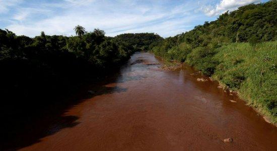 Vale fará obras para captar água em ponto não contaminado do Paraopeba