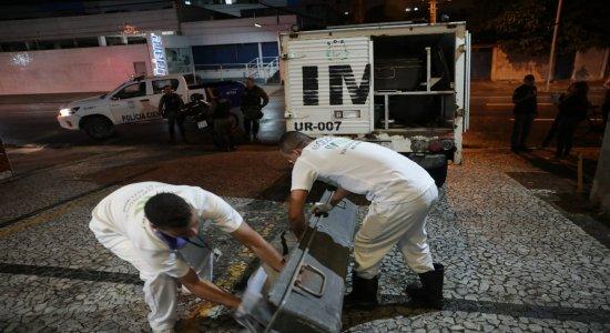 Homem é assassinado a tiros na Zona Sul do Recife