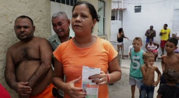 Segundo os residentes, a problemática começou após a instalação de um contador de energia pela Companhia Energética de Pernambuco (Celpe) no local.