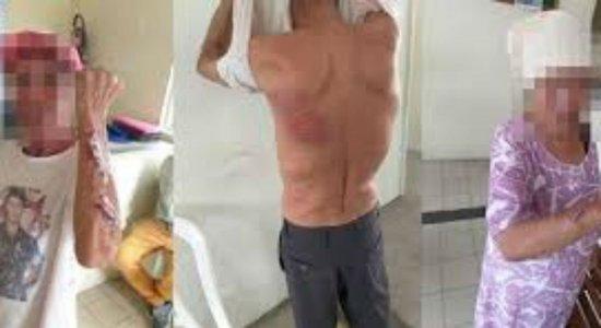 Filho é preso suspeito de agredir pais idosos no Agreste