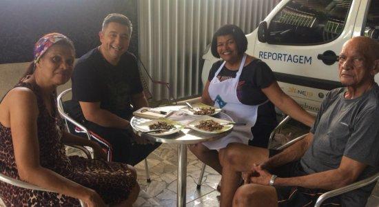 Chef Wellington prepara Carne Chinesa em Rio Doce