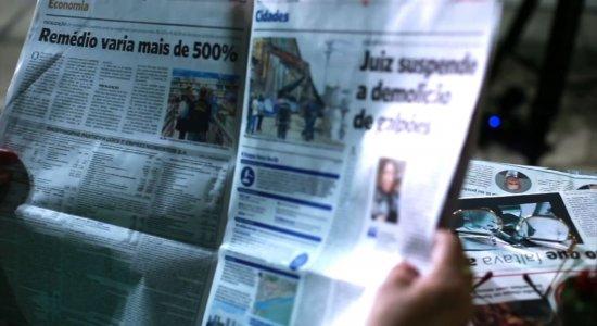 Jornal do Commercio recebe homenagens em seu 100º aniversário