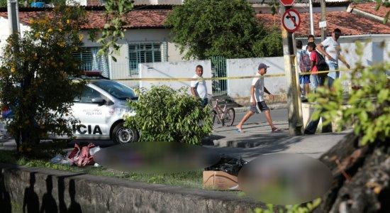 Casal é assassinado a tiros na Zona Sul do Recife