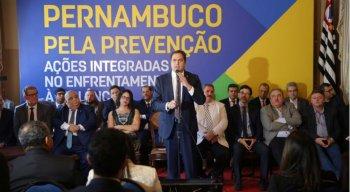 Governador Paulo Câmara deu destaque aos trabalhos de prevenção