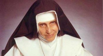 Irmã Dulce é conhecida como