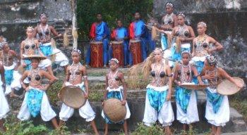 O Balé Afro Magê Molê também está na programação do evento