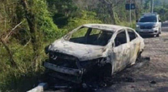 Professor é encontrado morto dentro de casa em chamas no Sertão