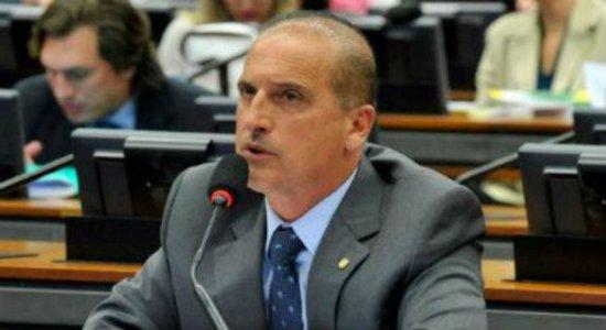 Onyx reitera aprovação da reforma de Previdência  1º semestre