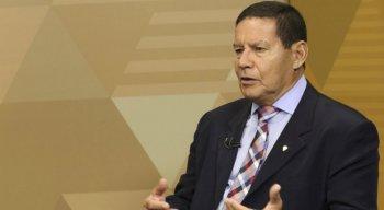 O vice-presidente ressaltou ainda que os protestos são uma forma legítima da sociedade se expressar