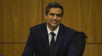 Roberto Campos Neto, presidente do Banco Central avalia que fatores colaboram para retomada do crescimento econômico