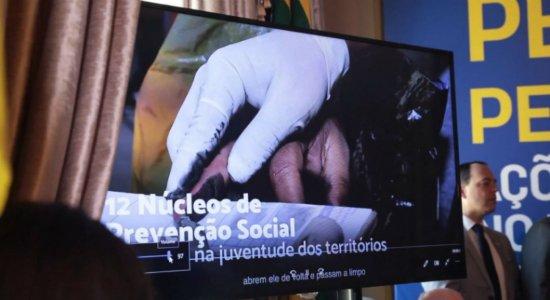Projeto de prevenção à violência oferece 30 mil vagas em cursos