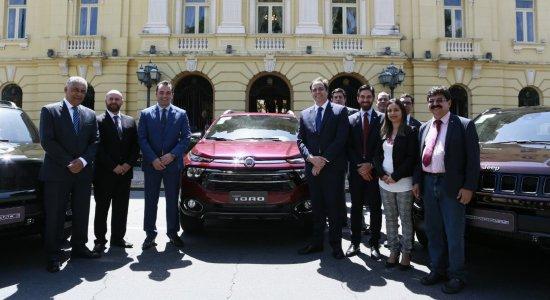 Pernambuco vai receber investimento de mais de R$ 7 bi da Fiat