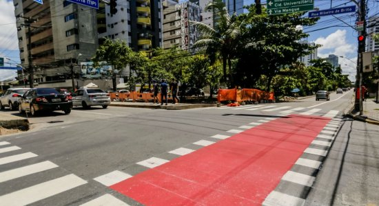 Recife ganha quatro novas rotas cicláveis na cidade