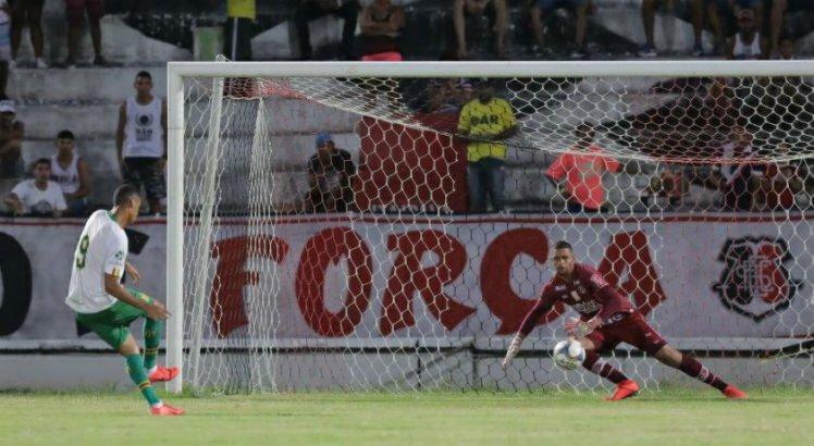 O Santa Cruz continua sem vencer na Série C do Campeonato Brasileiro, em quatro rodadas.
