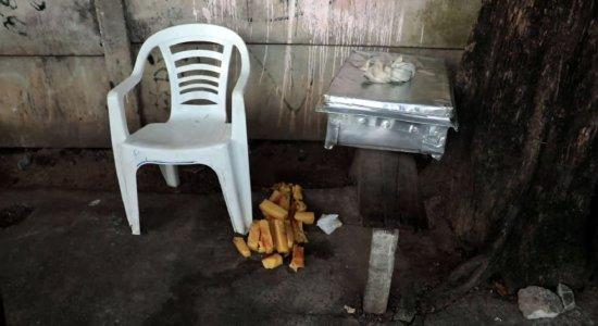 Homem é morto a tiros enquanto vendia cuscuz na Zona Norte do Recife