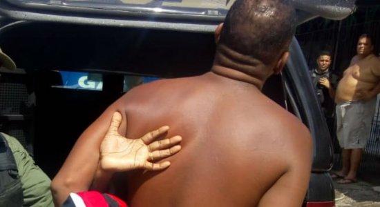 Homem foi preso em flagrante