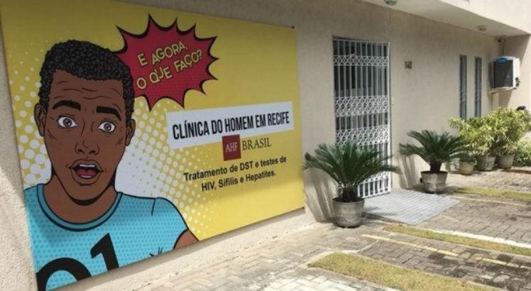 Clínica do Homem do Recife registra mais 13 mil atendimentos em um ano