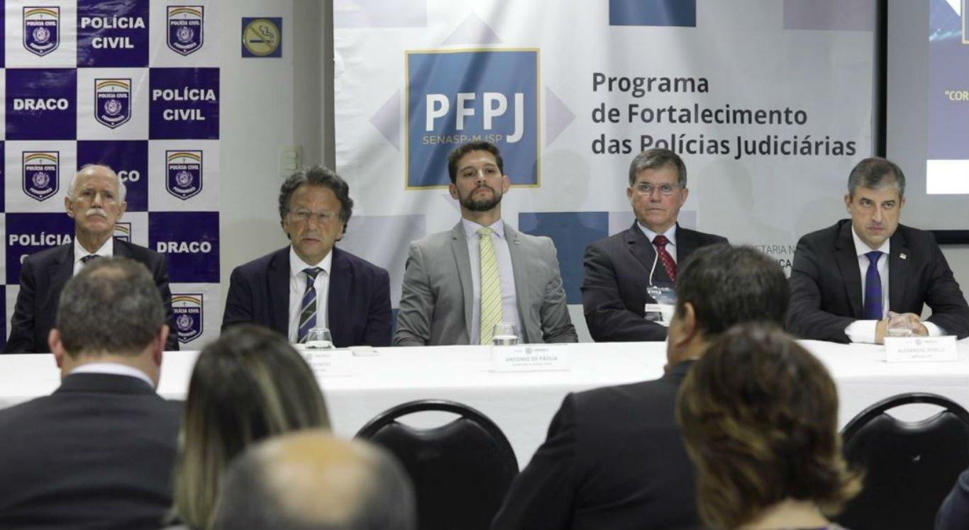 Programa fortalece combate à corrupção em Pernambuco