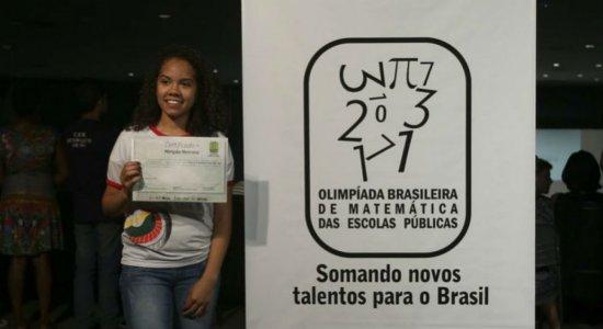 Com recorde de escolas, Olimpíada de Matemática tem hoje 1ª fase