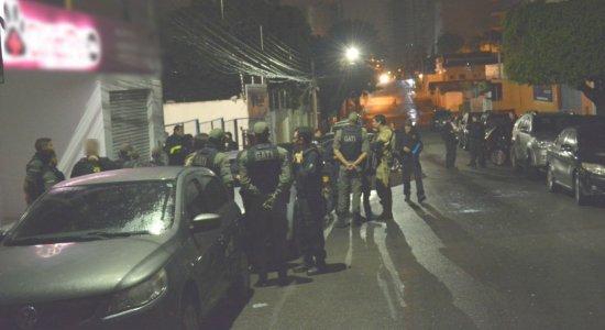 PF deflagra operação contra grupo especializado em tráfico de drogas