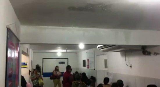Vídeo: pacientes denunciam descaso em unidade de saúde do Recife