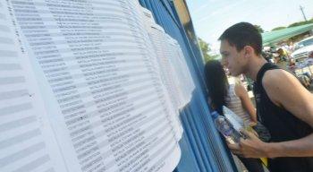 As inscrições para o Enem foram encerradas na última sexta-feira (17), com 6.384.957 inscritos.
