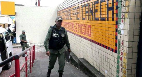 Estudante promete fazer massacre e gera medo em escola de Camaragibe