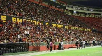 Sport quer o apoio da torcida para conseguir a primeira vitória dentro da Ilha do Retiro na Série B.