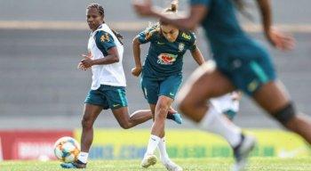 A preparação da seleção brasileira em Portugal vai até o dia 5 de junho