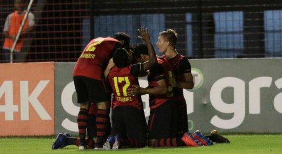 Sport enfrenta o Londrina pensando em entrar no G-4 da Série B