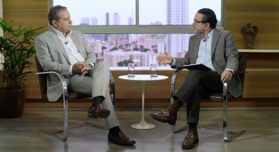 20 Minutos: Lavareda entrevista o deputado Tadeu Alencar