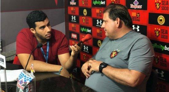 Ouça na íntegra a entrevista exclusiva com o treinador Guto Ferreira