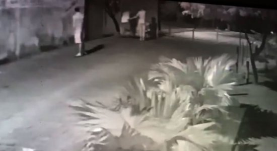 Insegurança: câmeras flagram ações criminosas no Jardim do Baobá
