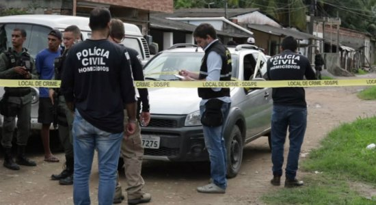 Em quatro horas, duas pessoas são mortas no mesmo lugar em Jaboatão