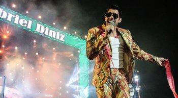 Gabriel Diniz se apresentou pela última vez no São João de Caruaru em 2018