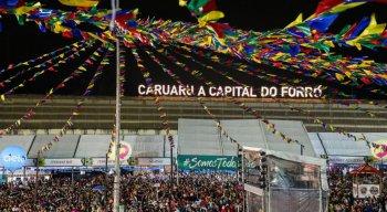 São João de Caruaru começa neste sábado (1º)