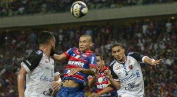 Fortaleza venceu o primeiro jogo da final, semana passada, por 1x0