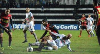 Sport tomou a virada do Operário e teve a primeira derrota na Série B