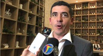 Constantino Júnior afirmou que a Copa do Nordeste é um sucesso.