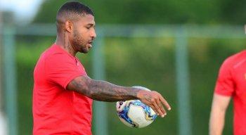 Naturalizado croata, Sammir chegou com alta expectativa no Sport, por ter disputado uma Copa do Mundo.