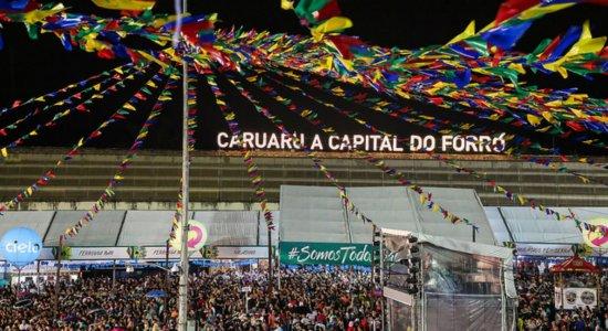 Atraso: Governo de PE paga valor do São João de 2018 para Caruaru