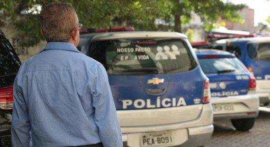 Empresário é vítima de sequestro relâmpago em engarrafamento no Recife