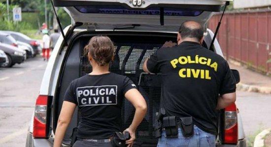 Operação desarticula quadrilha que roubava e adulterava veículos em PE