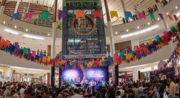 O RioMar Forró e Tradição começa no domingo 9 de junho
