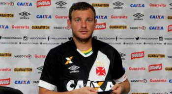 O volante Marcelo Mattos disputou apenas uma partida nesta temporada.