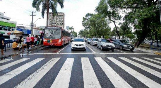 Trânsito na Avenida Agamenon Magalhães passa por nova alteração