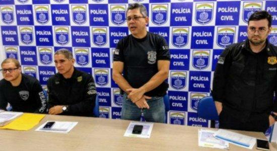 Polícia Civil deflagra operação contra o tráfico de drogas em Caruaru