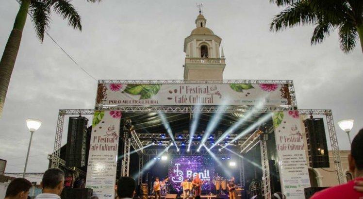 Festival valoriza o café, tem shows musicais, oficinas, entre outros